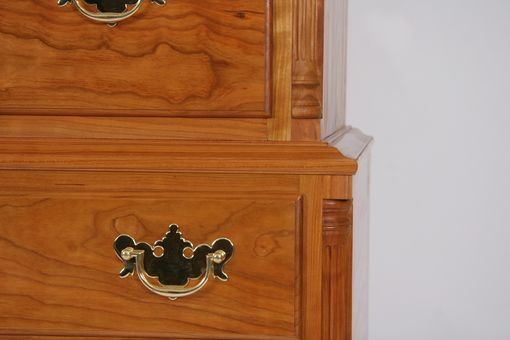 Custom Made Chapin Chest On Chest