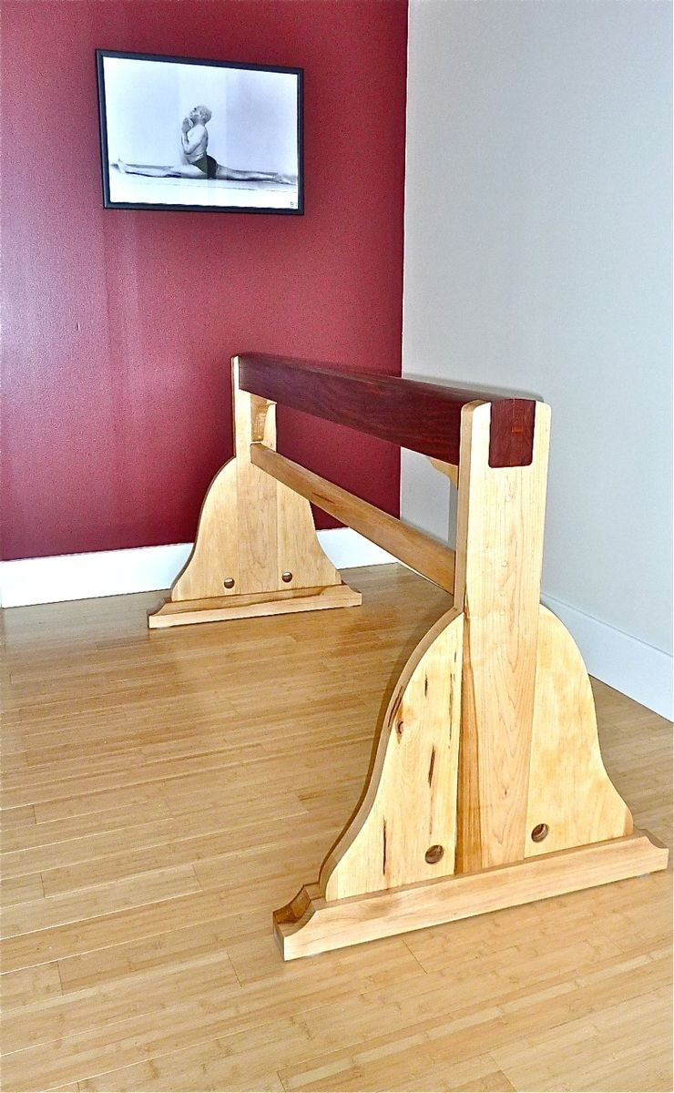 Custom Made Yoga Props By Wildwood Construction