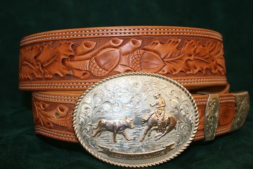 Custom Made Belts