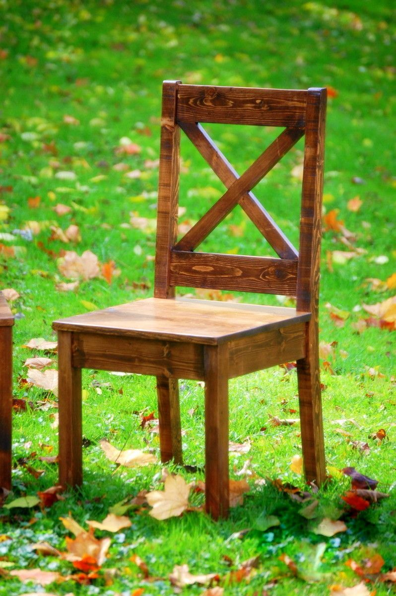 Buy a hand made farmhouse chair made to order from penn for Furniture of america hilande rustic farmhouse dark walnut bed