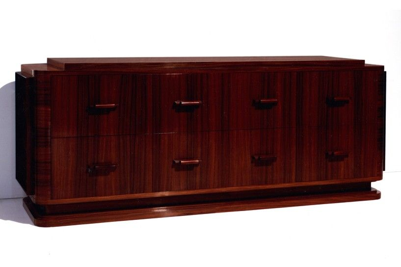 Hand Crafted Art Deco Sideboard by Piscataqua Design, Llc CustomMade com