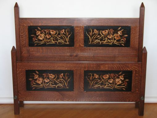 Custom Made Dianthus Bed