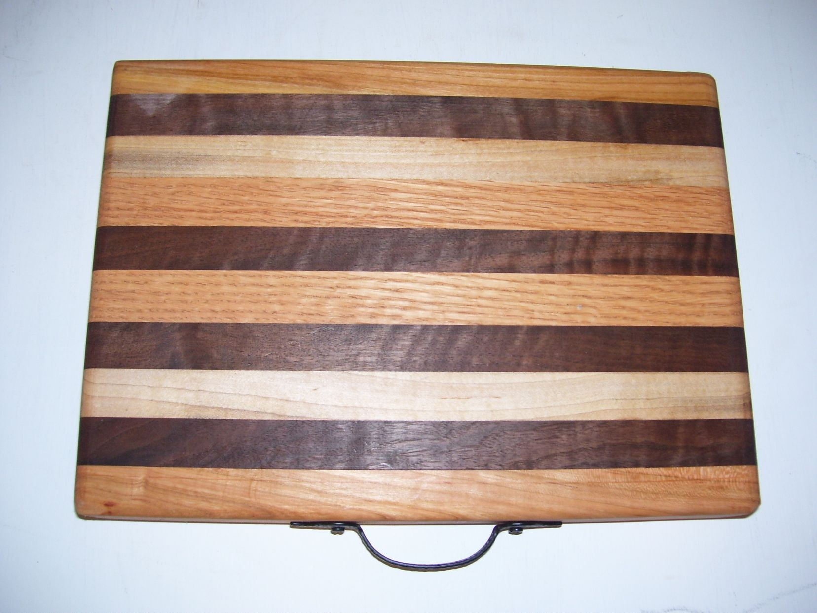 how to make end grain butcher block cutting board