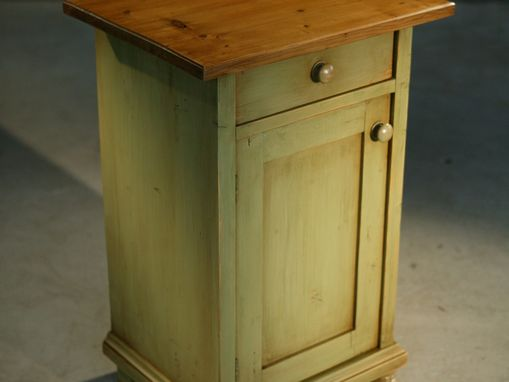 Custom Made European Nightstand