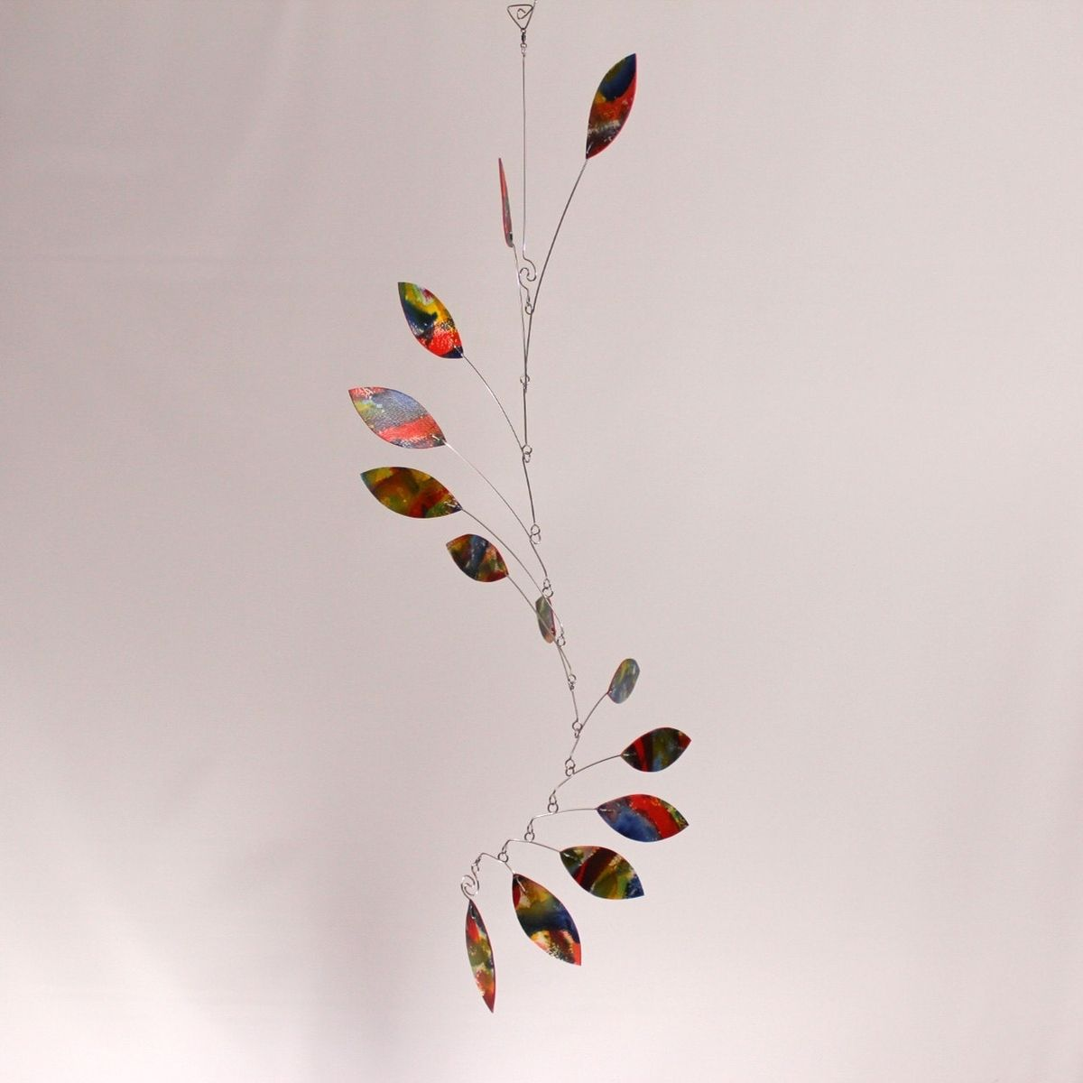 Buy A Custom Mobile Art Acapulco Wave Hanging Sculpture