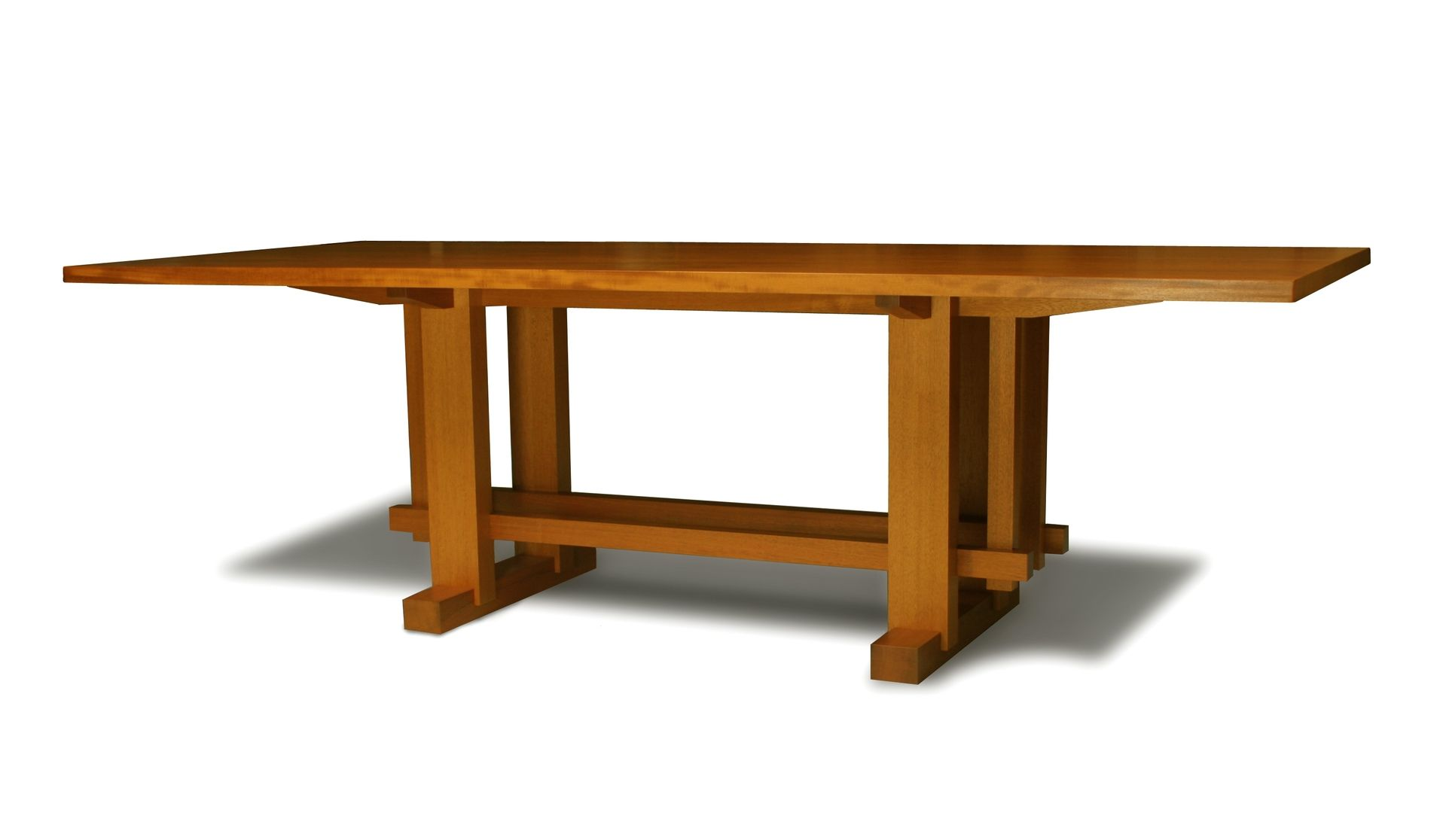 custom structure dining table by boykin pearce associates custommade
