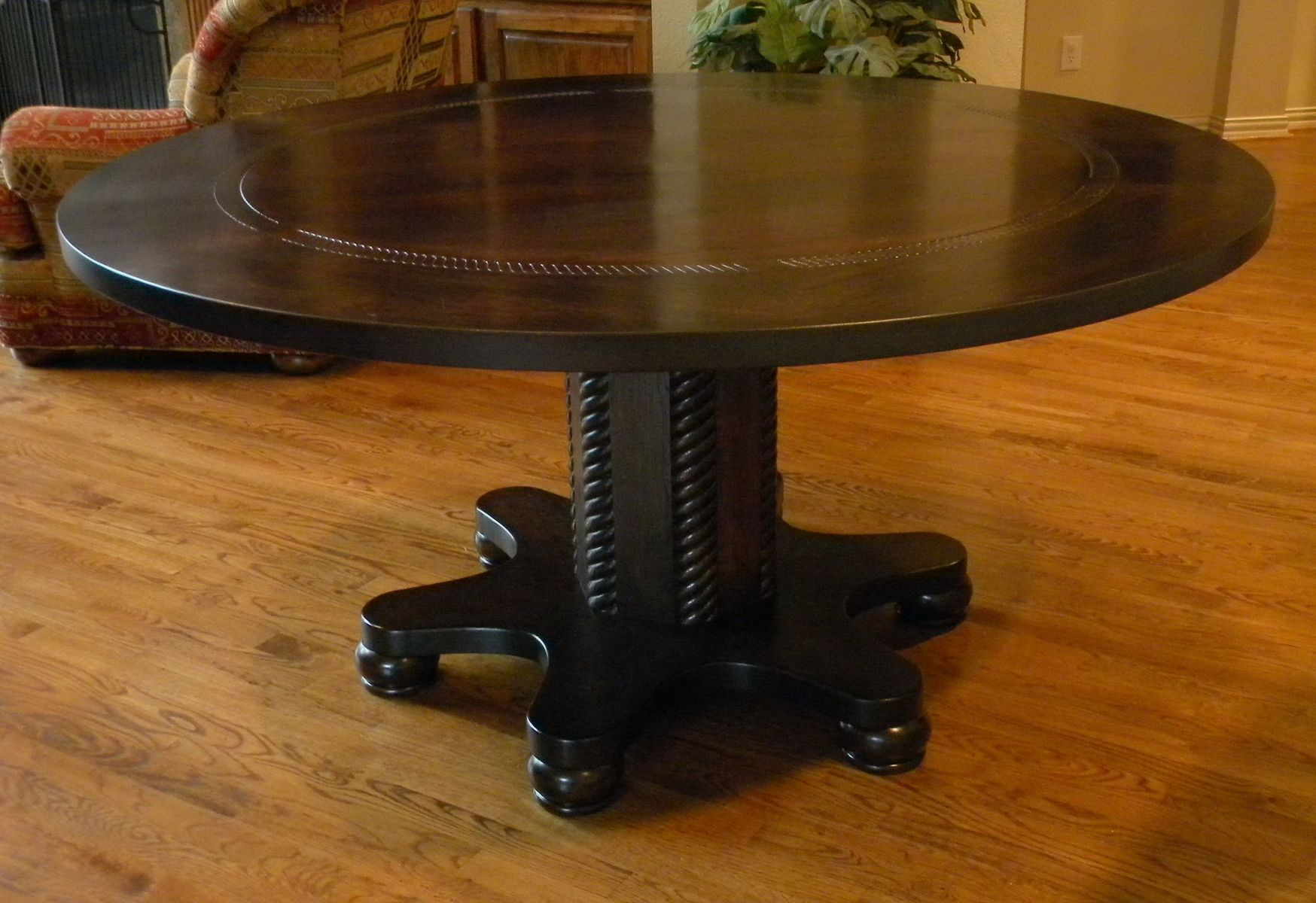 pecan dining room  eBay