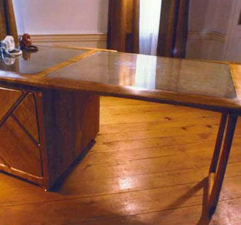 Custom Made Crafts Style Office Desk