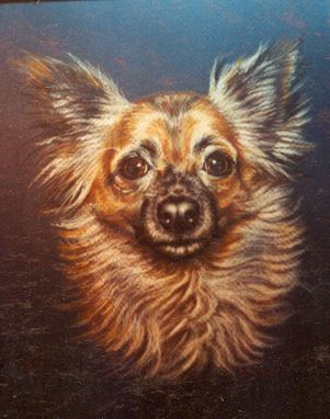 Custom Made People And Pet Portraits