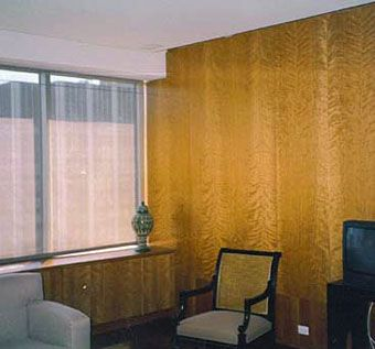 Custom Made Contemporary Paneling