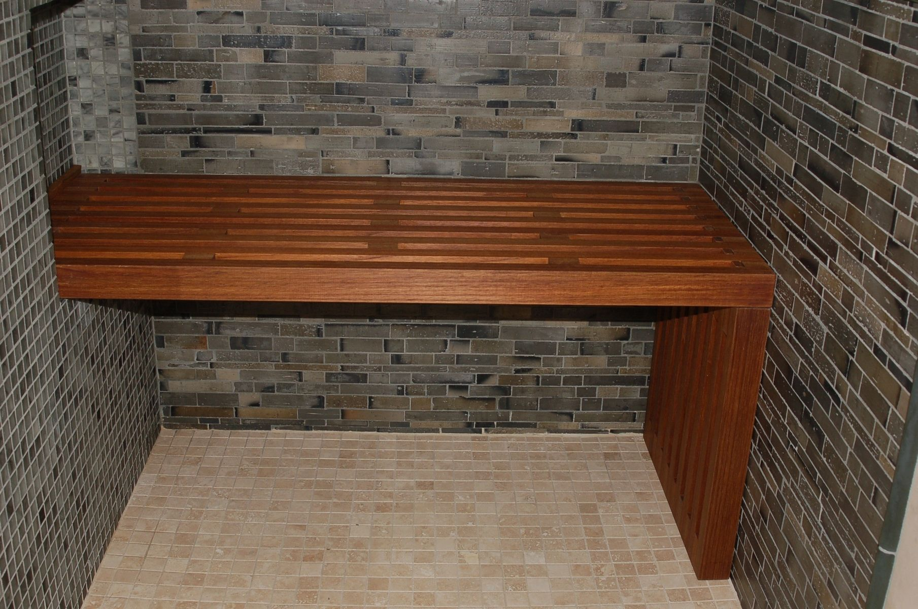 Custom Made Teak Bench By Paragon Woodworking Custommade Com