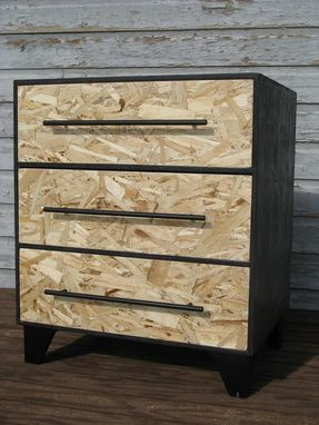Custom Made Zen Monk Dresser