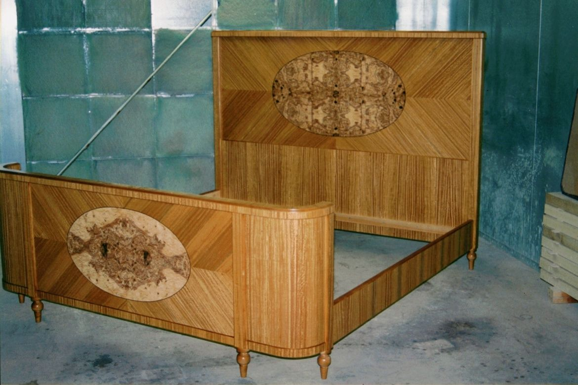 hand made bedroom set by antiquarius