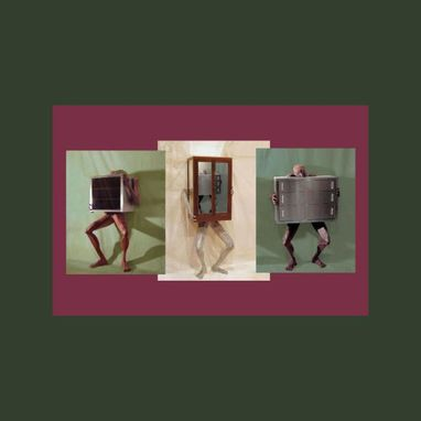Custom Made Sculpture, Unspecified Figures Furniture