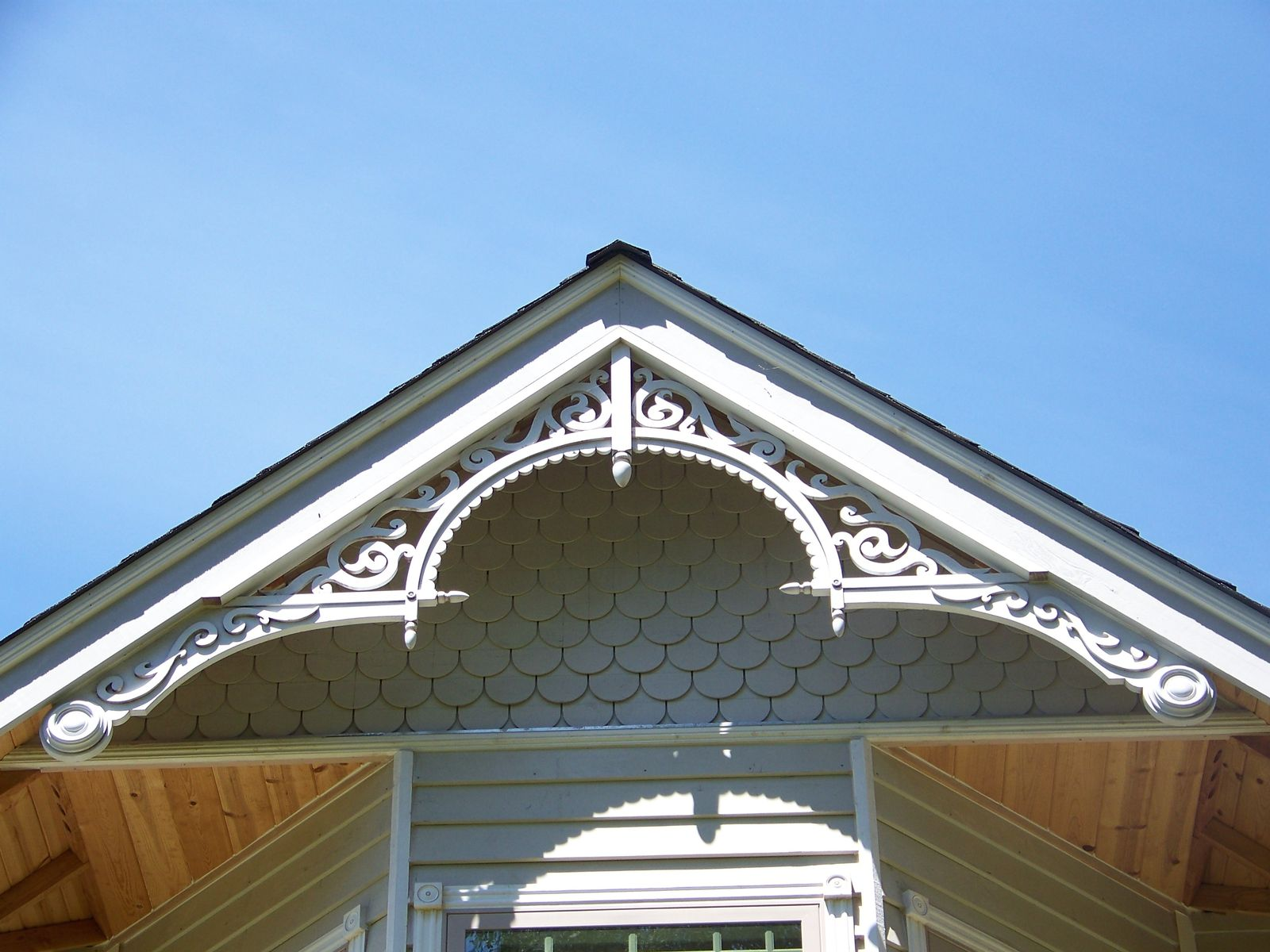 Hand Made Outdoor Mouldings By Blue Ox Millworks