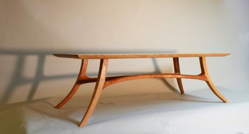 Custom Made Sam Maloof Inspired Cocktail Table