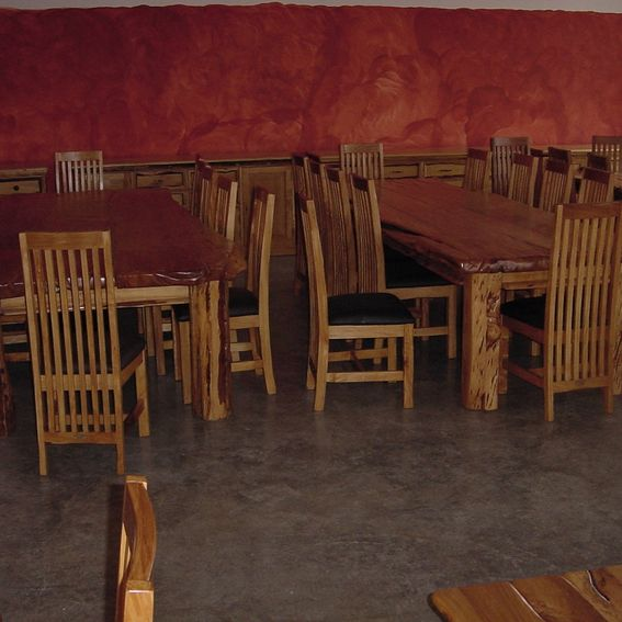 Dining Room Table Seats 12: Handmade 12 Seat Dining Or Board Room Tables By African