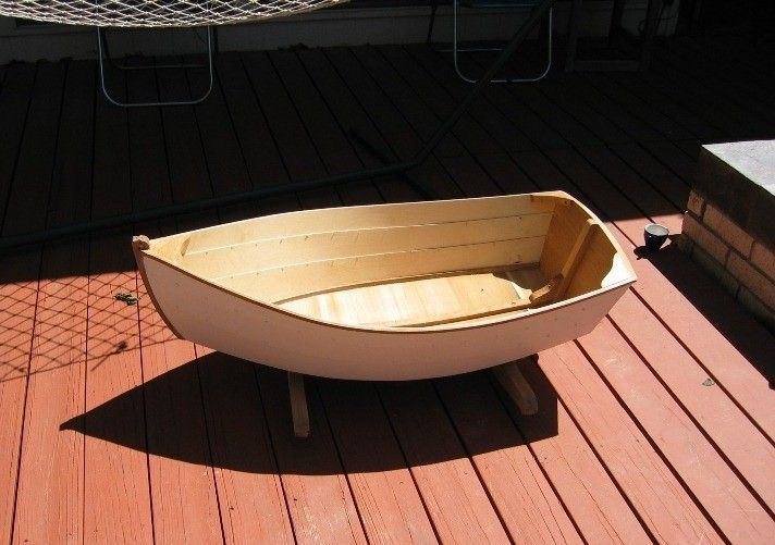 Hand Made Cradle Boat By Inspiration Design Custommade Com