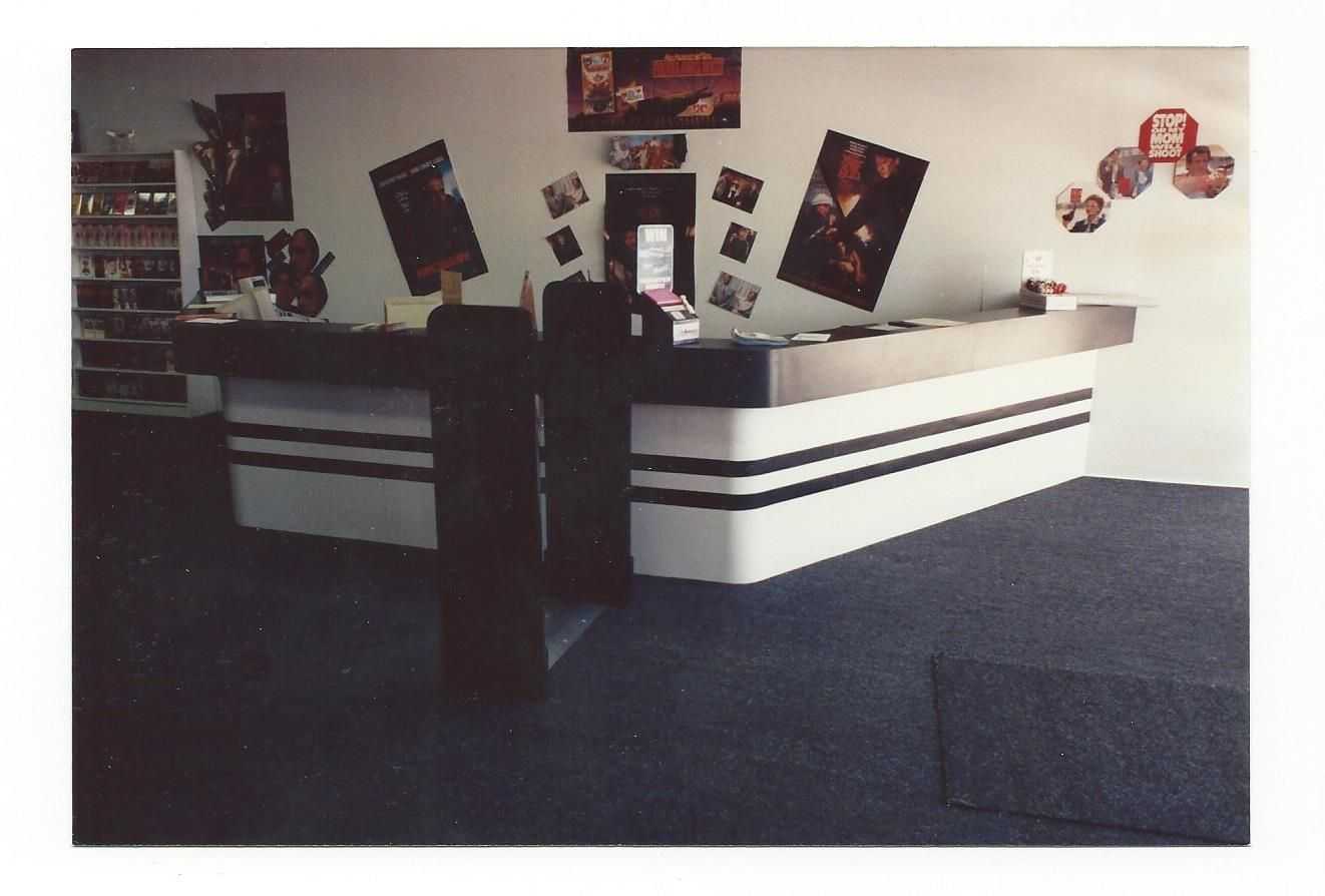 Custom Made Retail Counter By Harry S Cabin Furniture
