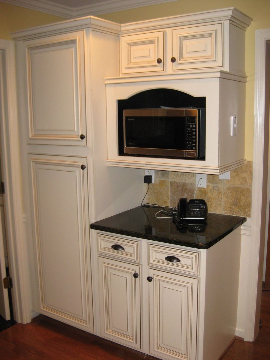 Custom kitchen cabinets by ken witkowski enterprises - Custom made cabinet ...