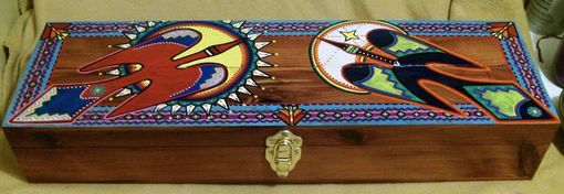 Custom Made Native American Cedar Boxes