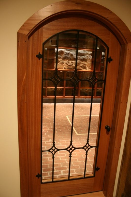 Hand Made Wine Cellar By 60nobscot Home Furnishings