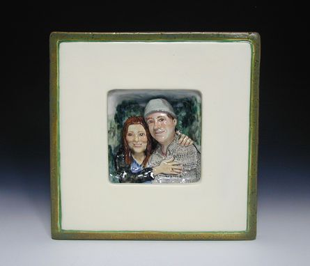 Custom Made Portraits, Shadow Box Scenes