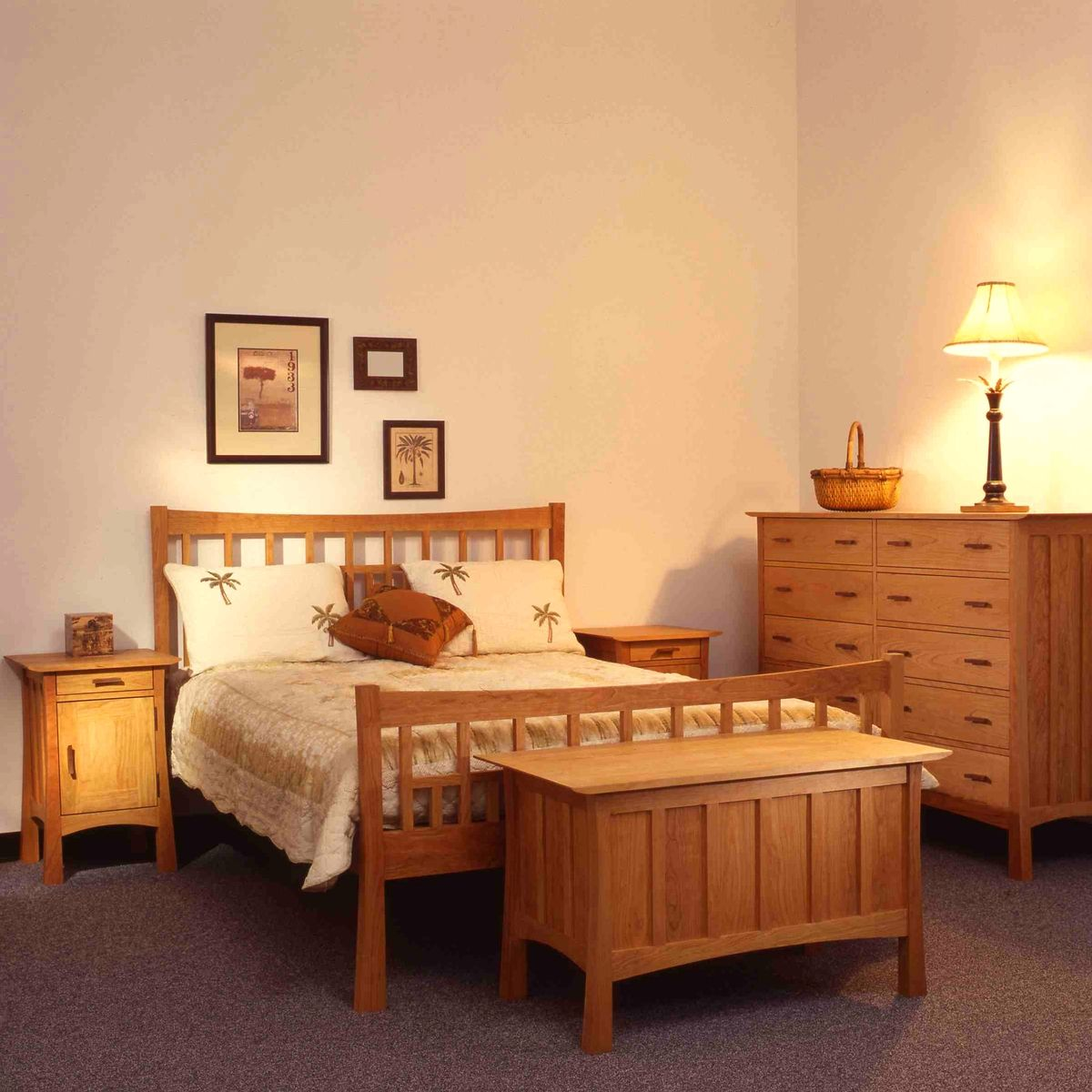 hand made horizon bedroom by vermont furniture designs