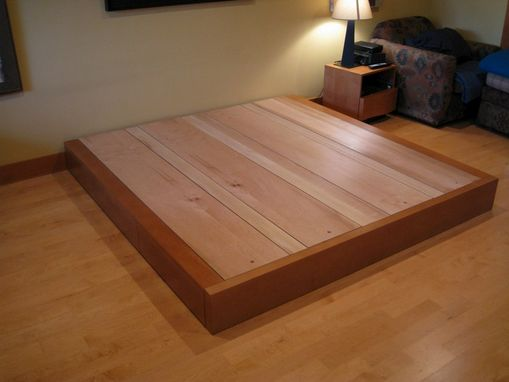 Custom Made L & G'S Bed