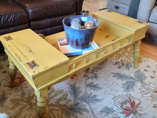 Steampunk Furniture Industrial Coffee Tables