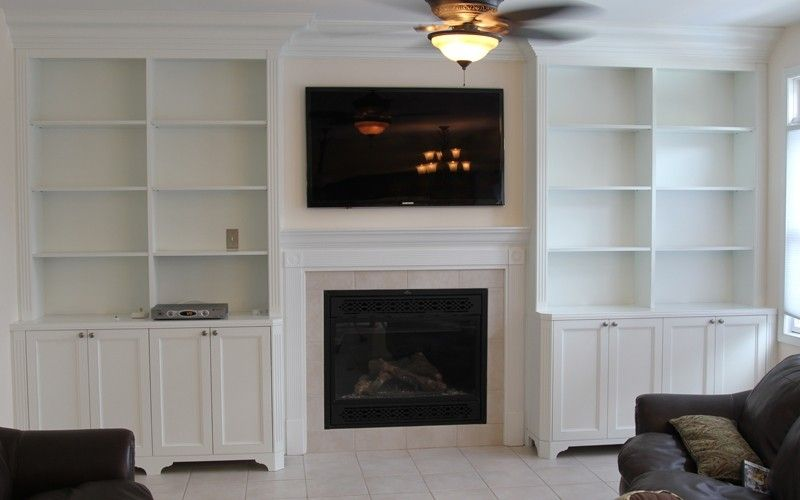 custom made bookcases by stan loskot fine woodworking. Black Bedroom Furniture Sets. Home Design Ideas