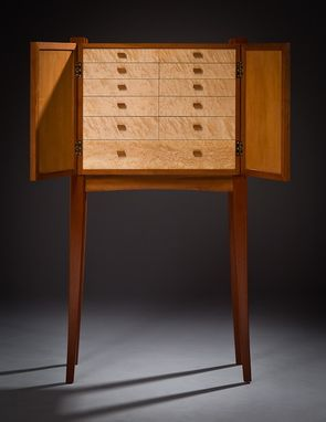 Custom Made Lyric Repository - Music Cabinet