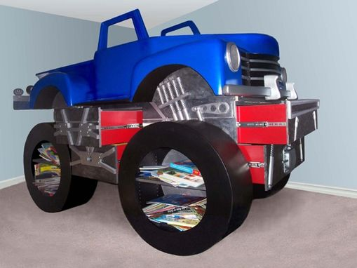 Custom Made Monster Truck Bed