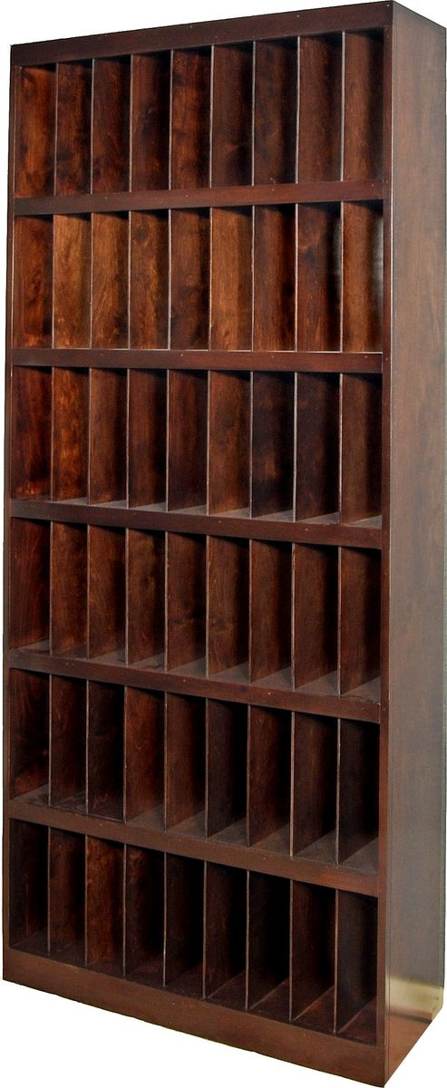 handmade record storage unit by durham bookcases. Black Bedroom Furniture Sets. Home Design Ideas