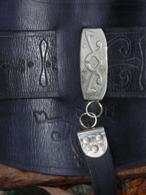 Custom Made Leather Belts And Fittings