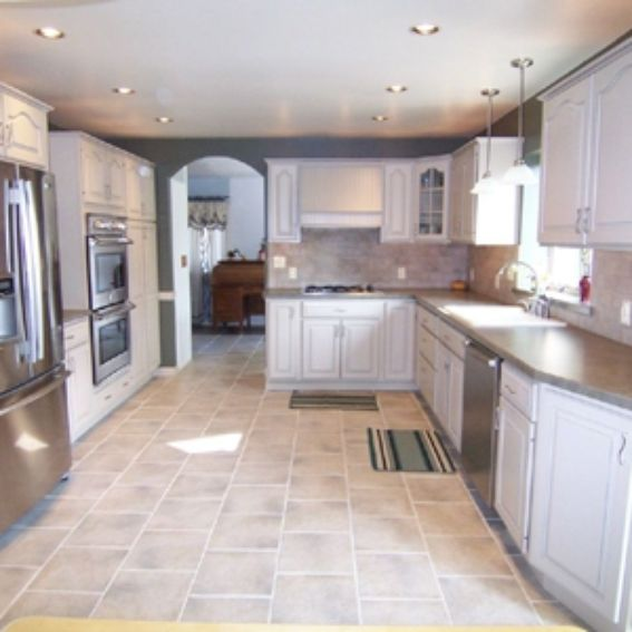 White Maple Kitchen Cabinets: Custom White Maple Kitchen Cabinets By Jerry Nodae's