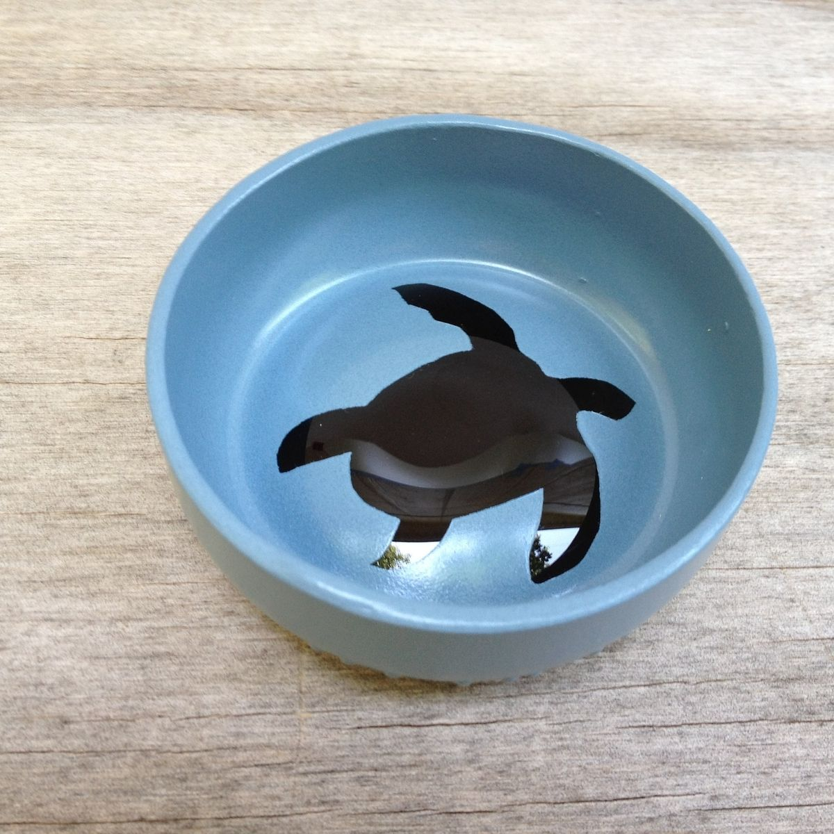 made ring holder dish jewelry bowl sea turtle