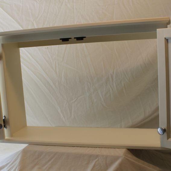 Custom Made Tv Wall Cabinet Mounted By Nicoll Carpentry