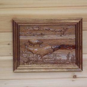Custom Giant Fishing Lure Decor By Atkinson Art And