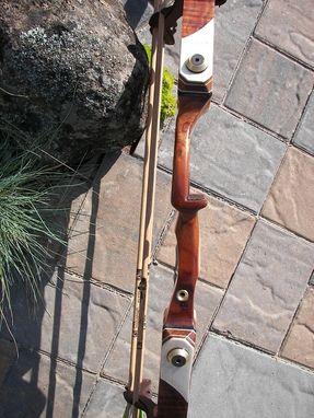 "Custom Made Take Down Recurve 62"" Amo Archery Bow"