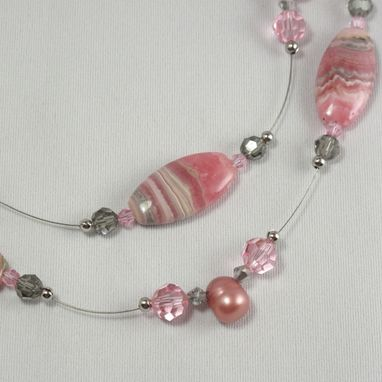 Custom Made In The Pink Necklace