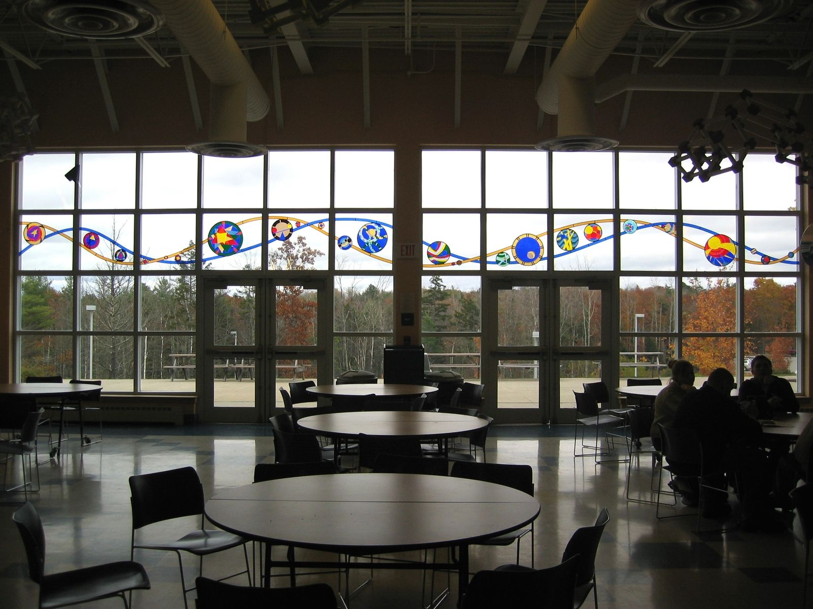 Hand Made Stained Glass Windows Wave Cafe By Janet