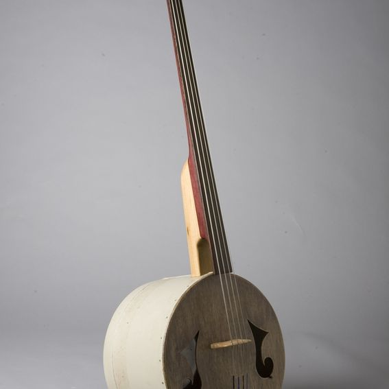 how to build an upright bass