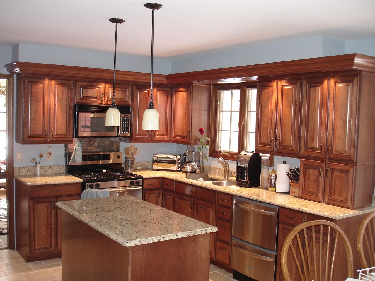 Hand Made Kitchen Remodel By Customcraft Homes Amp Millwork
