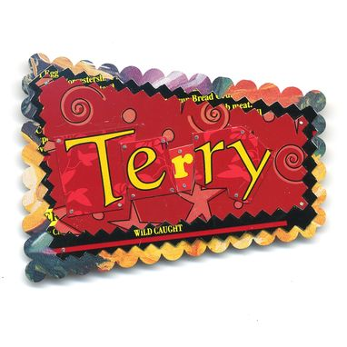 Custom Made Custom Made Name Tags