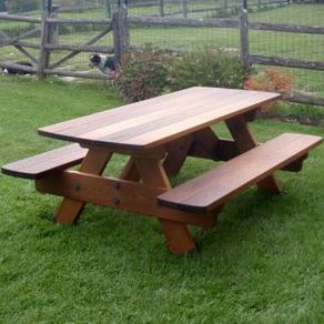 Custom Outdoor Furniture Picnic Tables Custommade Com