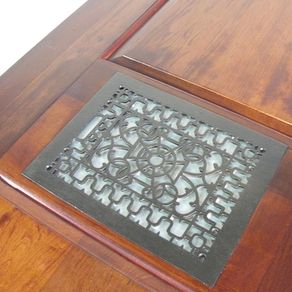 Hand Crafted Custom Desk Table Antique Reclaimed Wood From