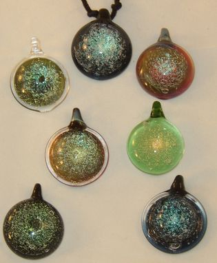 Custom Made Galaxy Pendants