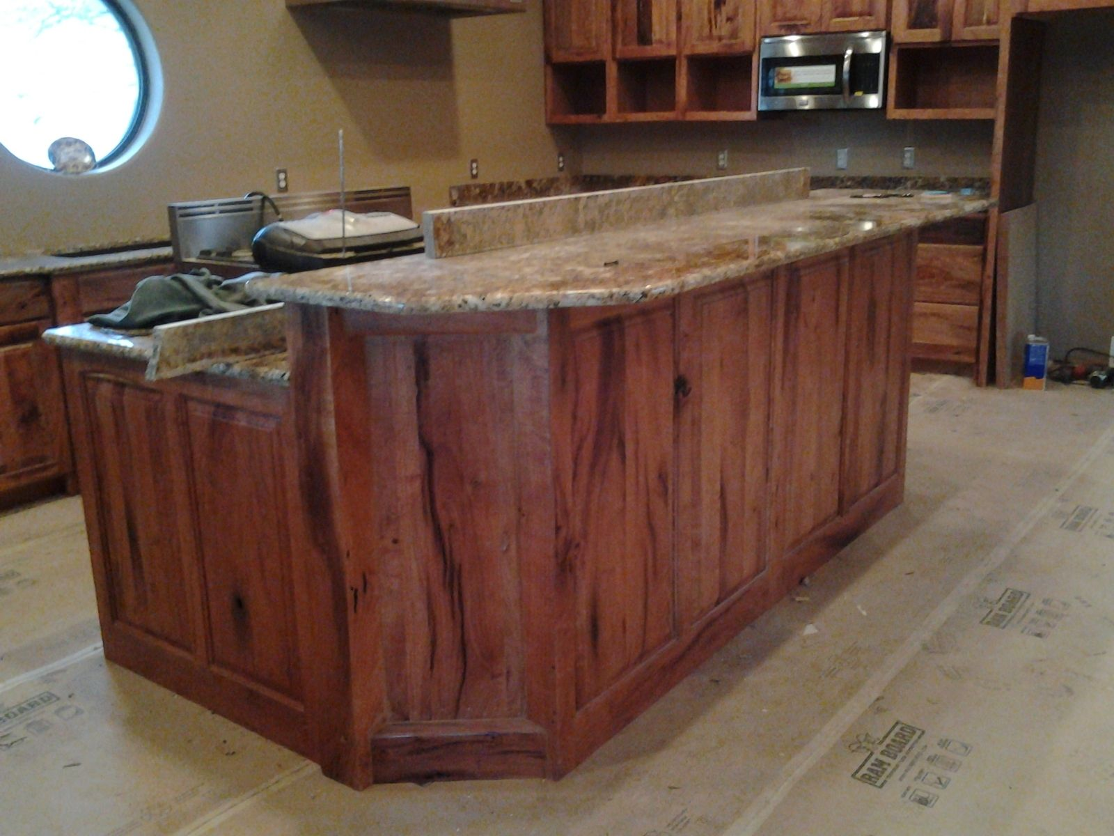 Handmade Mesquite Kitchen Custom Cabinets By Top Quality Cabinets