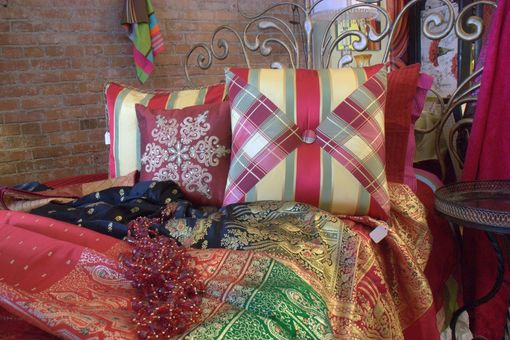 Hand Made Custom Headboards, Custom Made Cushions Bedding ...